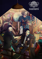 Project WANARA by transbonja