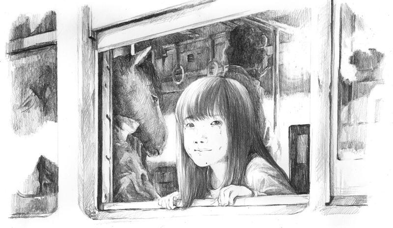 Lolita Train by transbonja
