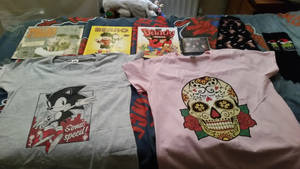 My Christmas Presents Part 3