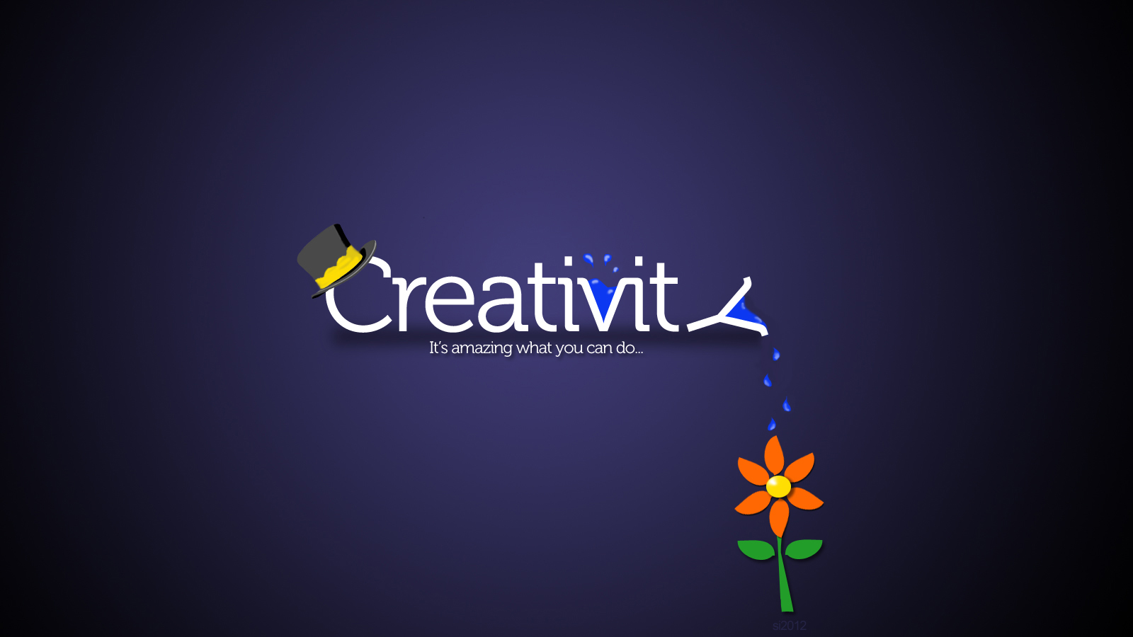 Creativity Desktop Wallpaper by PsPnSue on DeviantArt