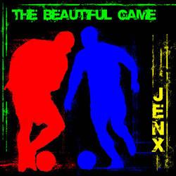Soccer Grunge by jenxi
