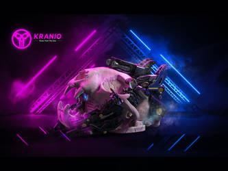 Kranio speaker