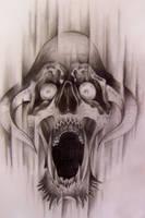skull by optimuspint
