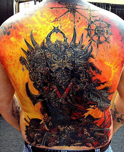 Los mejores tatuajes (+ de 200)