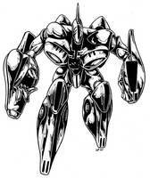 royal command battloid by optimuspint