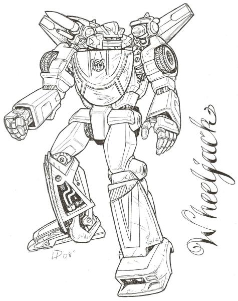Partagez en image de cool Tatouages (+ vos tatouages) Wheeljack_by_optimuspint