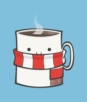 Cute and Cozy - Hot chocolate
