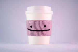 Ditto cup cozy