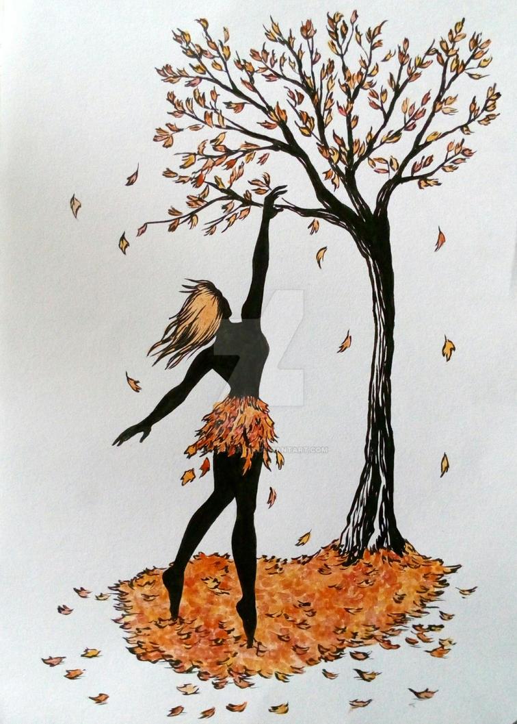 Autumn by LallySvarion