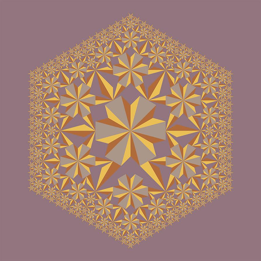 Pattern Esagono by LallySvarion