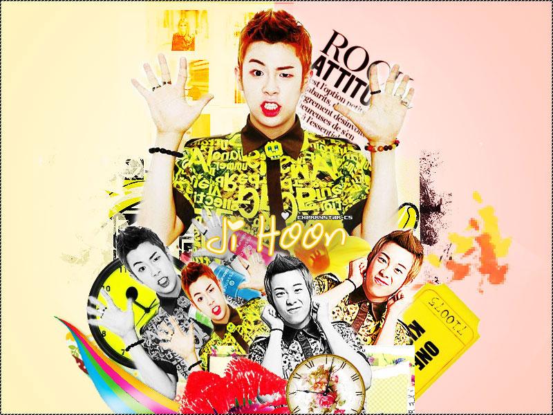 Pyo ji hoon - PO - Block B - Some Versions - by By-Mo on