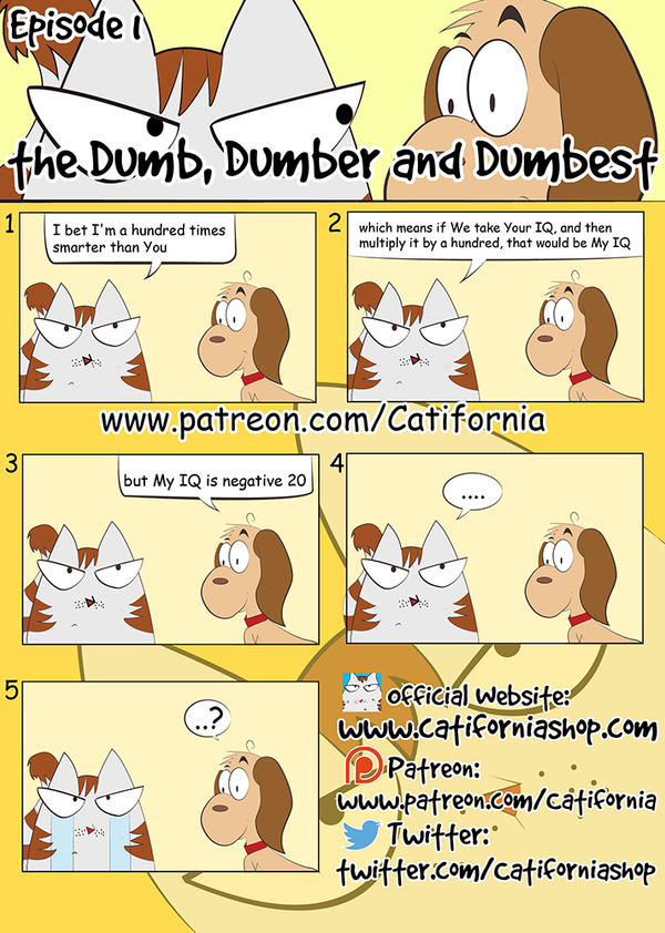 Mow Meow and Dum Dumb Episode 1 by Catifornia