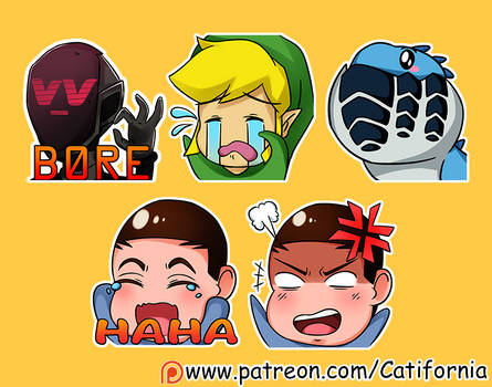 Very Cute Twitch Emotes (September 16th Edition)