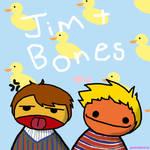 jim and bones