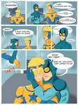 Booster Gold and Blue Beetle: Reunited