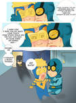Booster Gold and Blue Beetle: Reunited pt2