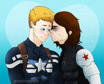 Captain America: Kiss