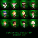 Dragon Age: Buttons