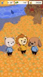 Star Trek x Animal Crossing by greenteaduck