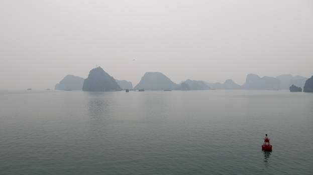 Ha Long Bay: Red Herring