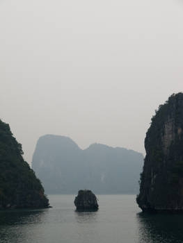 Ha Long Bay: A Safe-Kept Child