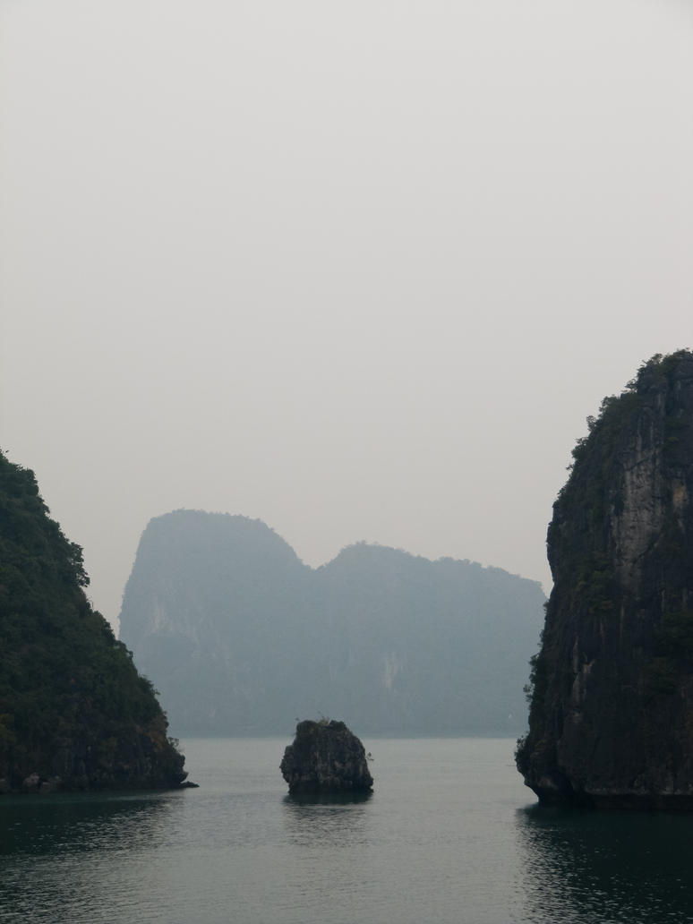 Ha Long Bay: A Safe-Kept Child by Staindk