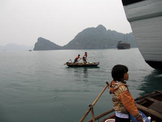 Ha Long Bay: A Family Balance