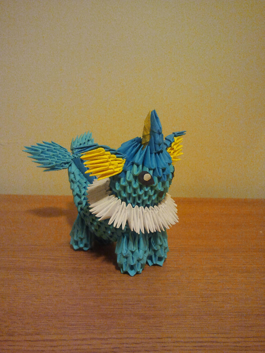 origami pokemon instructions mew