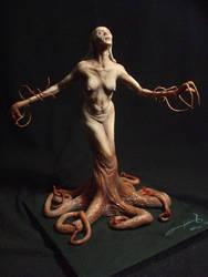ILLITH sculpture by williamnezme