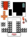 Diorama Mario 3