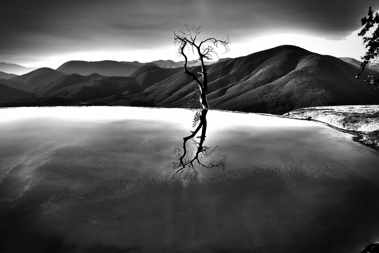 Hierve el agua I by ArteagaPhotography