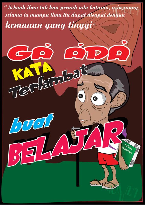 poster pendidikan by bungatyas on deviantart