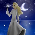 Under the moonlight by Magi-senpai