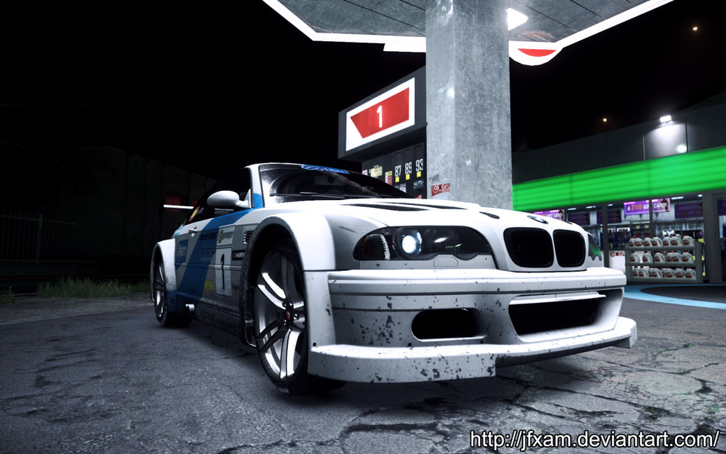 Bmw M Nfs Cover Car