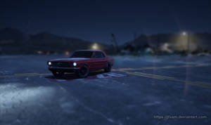 (Need For Speed: Payback) Mustang '65