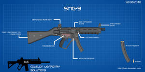 (EWS) SMG-9 (Blueprint)