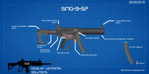 (EWS) SMG-9-SP (Blueprint)