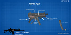 (EWS) SMG-9-B (Blueprint)