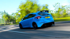 (Forza Horizon 4) Focus RS (III)