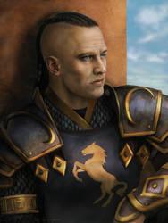 Belisarius  no face tattoo version