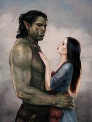 Joarr and Gwyn