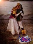 Link  Zelda - don't leave me