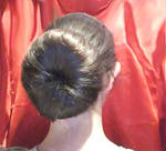 Alternative Sock Bun
