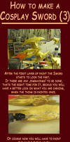 How to make a Cosplay Sword 3