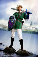 Link - Back from AnimagiC 2012 by Eressea-sama