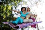 A whole new world - Princess Jasmine Cosplay