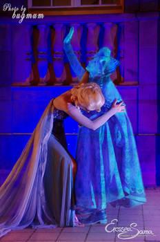 An act of true love - Elsa Cosplay - FROZEN