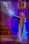 Let it go! -Frozen Cosplay - Jelsa by Eressea-sama