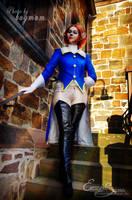 Captain abord! - Treasure Planet Cosplay by Eressea-sama