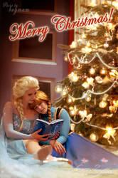 Merry Christmas everyone! by Eressea-sama